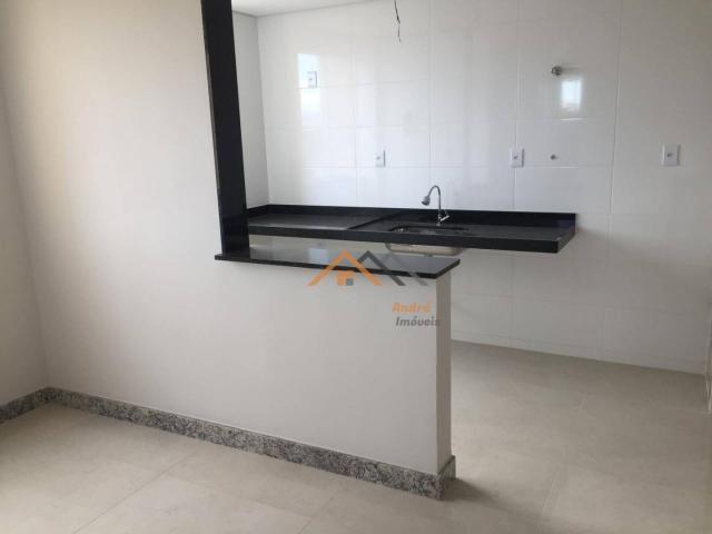 Cobertura com 2 quartos à venda, 50 m² por R$ 329.000 - Sao Joao Batista - Belo Horizonte/ - Foto 7