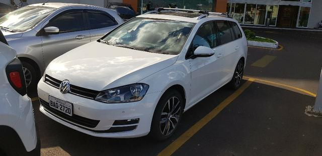 VW - Volkswagen Golf Variant Highline 2016