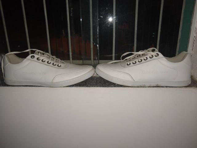 ee91516c2e7 Sapatênis Couro Calvin Klein Boat Lth Masculino - Roupas e calçados ...