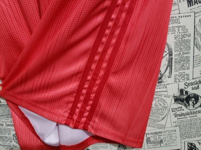Camisa Real Third Vermelha - Foto 3
