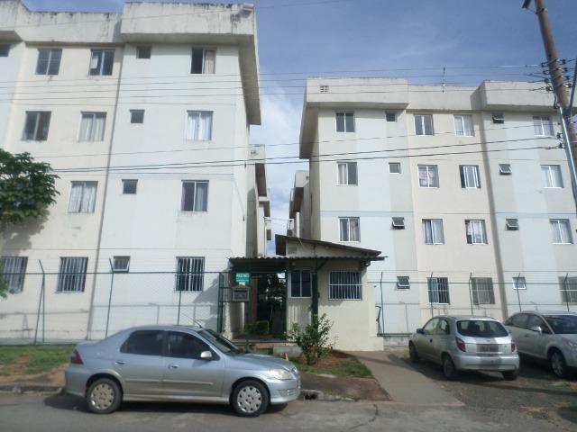 Ótimo apt 2 quartos - 2 andar - qs 602 samambaia Norte-df