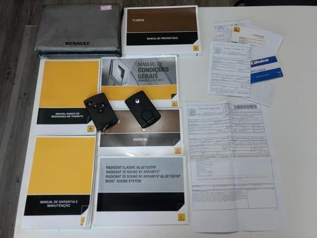 Renault Fluence 2.0 Dynamique 2012 Impecável - Foto 14
