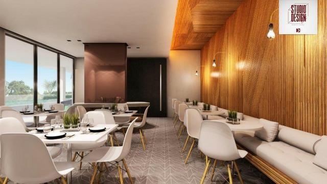 Ponta Verde, 39 m², Quarto/Sala, Condição de pagamento em até 100 meses