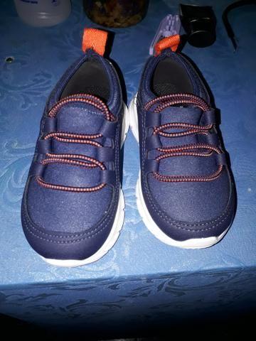 7a015d470c1 Tênis molekinho infantil masculino tamanho 21 - Roupas e calçados ...