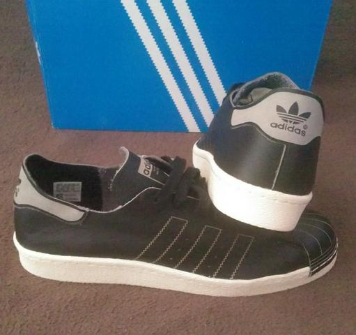 628dfaa64a0 Tênis Adidas Originals Superstar 80s Decon Tam 43 (original novo sem uso)