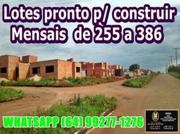 Lotes parcelados com as melhores formas de pagamento - Lote a Venda no bairro Re...