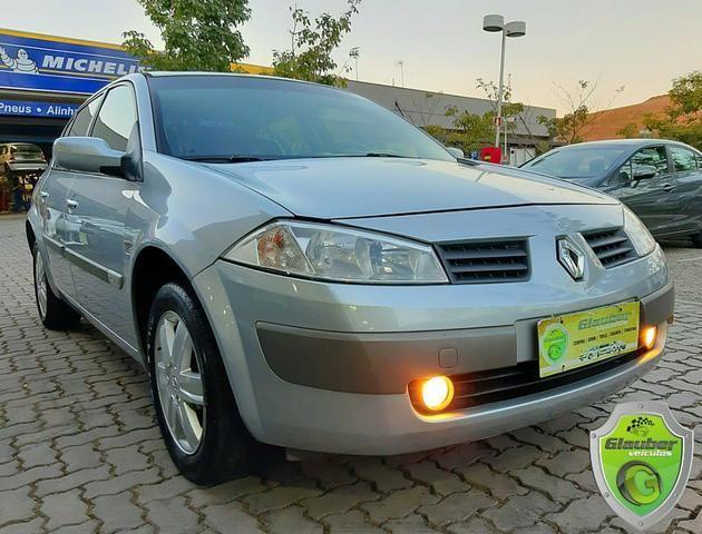 Renault MEGANE SEDAN DYNAMIQUE 2.0 Automático 4P 2007 BARATO !!!Abaixo da FIPE !!! - Foto 3