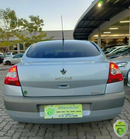 Renault MEGANE SEDAN DYNAMIQUE 2.0 Automático 4P 2007 BARATO !!!Abaixo da FIPE !!! - Foto 5