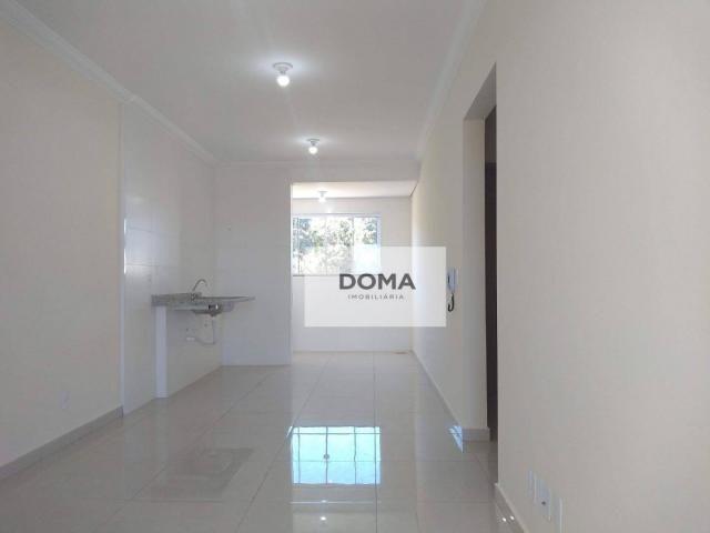 Apartamento com 2 dormitórios à venda, 60 m² por r$ 210.000 - jardim boer i - americana/sp - Foto 8