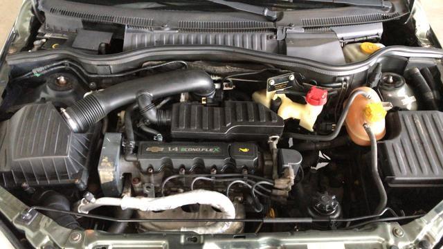 Corsa sedan premium 1.4 2011/2011 completo - Foto 8