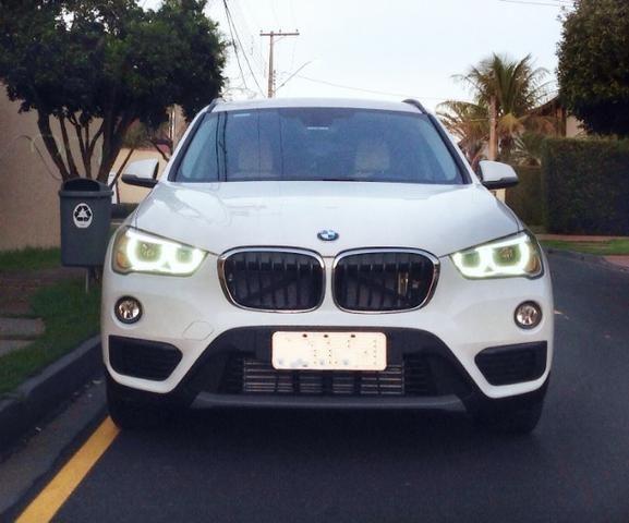BMW X1 2017 único dono