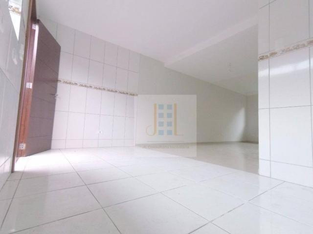 Sobrado umbará 3 quartos com suíte, 1 no térreo - Foto 6