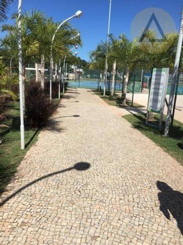 Terreno à venda, 375 m² por r$ 115.000 - condomínio alphaville rio costa do sol - rio das  - Foto 7