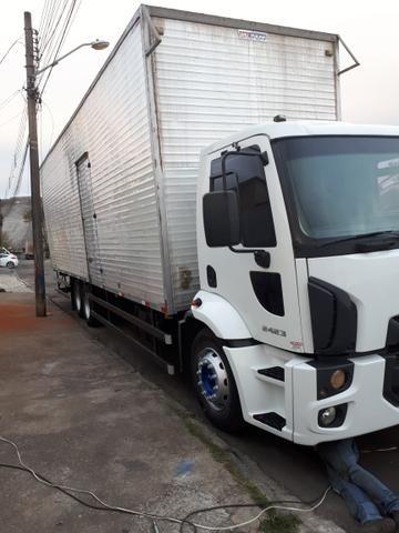 Vendo ford cargo 2423 - Foto 4