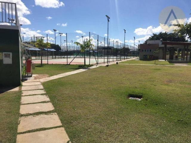 Terreno à venda, 375 m² por r$ 115.000 - condomínio alphaville rio costa do sol - rio das  - Foto 14