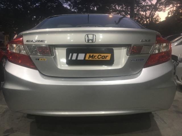 Honda Civic LXS 1.8 Automático 2015 - Foto 5