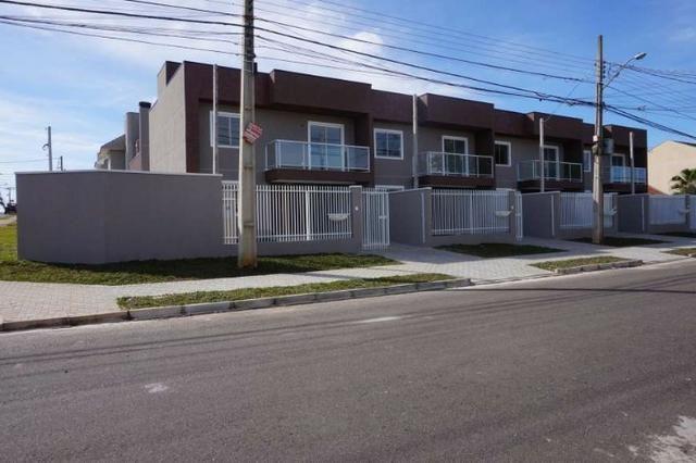 Sobrado a venda no bairro Santa Felicidade, 3 dorms, 2 vagas, 129m2