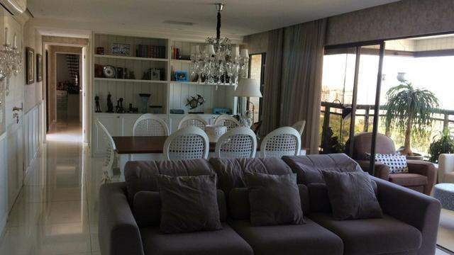 Excelente apartamento; 3 suites; Guararapes ; 3 vagas; 169,5 M² de área privativa; Lazer - Foto 8