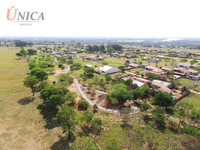 Terrenos à venda, 385 m² e 433 por R$ 35.000 e R$ 38.500 - Cond. Pesca e Lazer Porto Marin - Foto 11