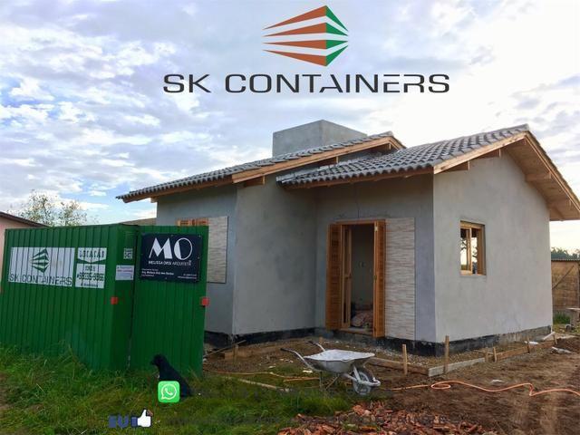 Container para obra, evento, almoxarifado - Foto 6