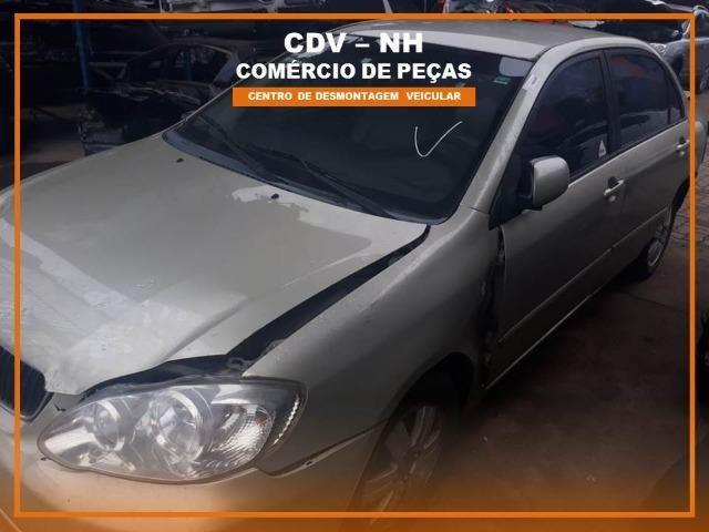 Sucata Toyota Corolla 2004/05 1.8 136cv Gasolina - Foto 2