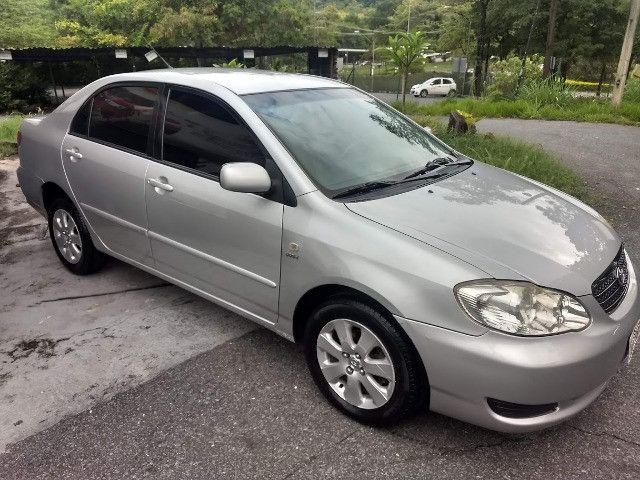 Toyota Corolla XEi 06/07 Automático (IPVA 2021 totalmente pago!)