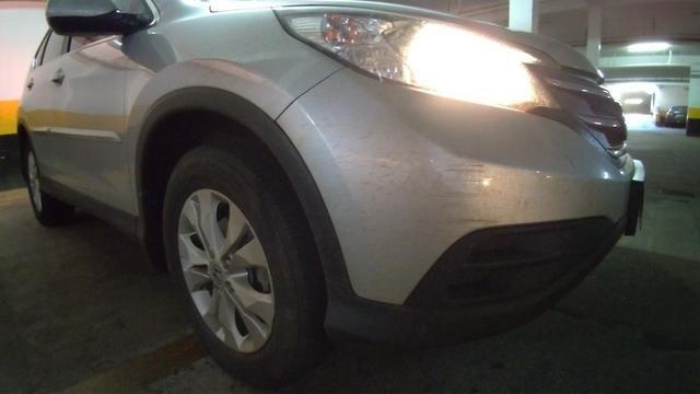 Honda cr-v - Crv - suv - dvd - pneus novos - vender rapido ipva quitado 57 mil - Foto 17