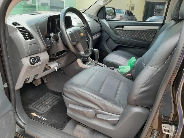 Vende-se s10 lt automático diesel 4x4 ano 2013/2013.whatsapp dd *24 - Foto 10