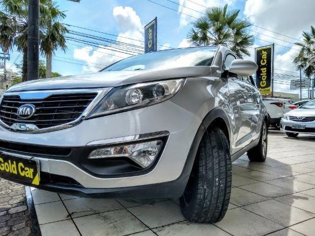 Kia Motors Sportage LX Awd 2.0 2014 - ( Padrao Gold Car ) - Foto 3