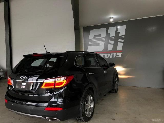 GRAND SANTA FÉ 2014/2015 3.3 MPFI V6 4WD GASOLINA 4P AUTOMÁTICO - Foto 5