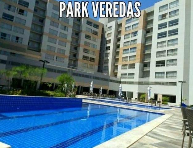 Apartamento Rio Quente temporada