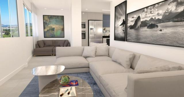 Apartamento 2 suítes 75m² na Av. Augusto Severo - Gloria - RJ Cod: FRAP20801 - Foto 2