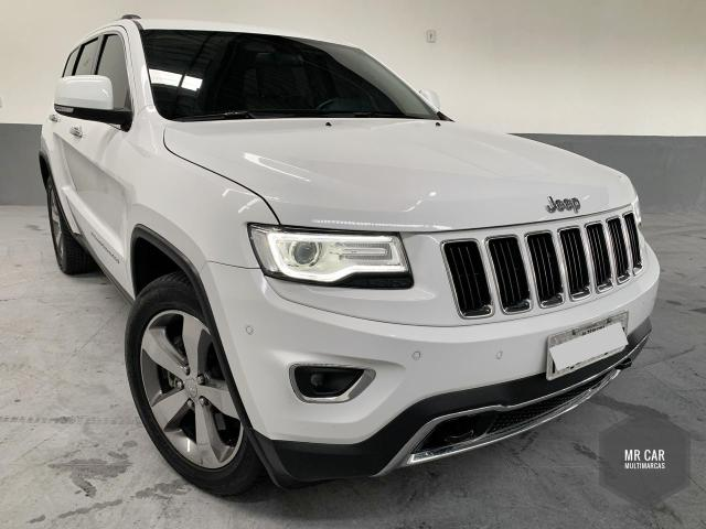 Jeep grand cherokee limited 2014/2015