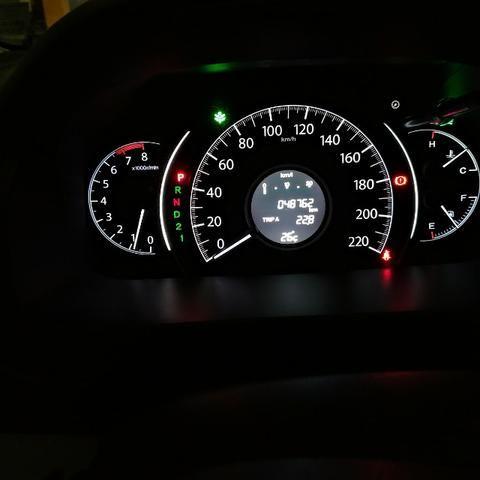 Honda cr-v - Crv - suv - dvd - pneus novos - vender rapido ipva quitado 57 mil - Foto 14