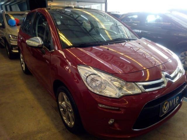 C3 2012/2013 1.6 EXCLUSIVE 16V FLEX 4P AUTOMÁTICO - Foto 2