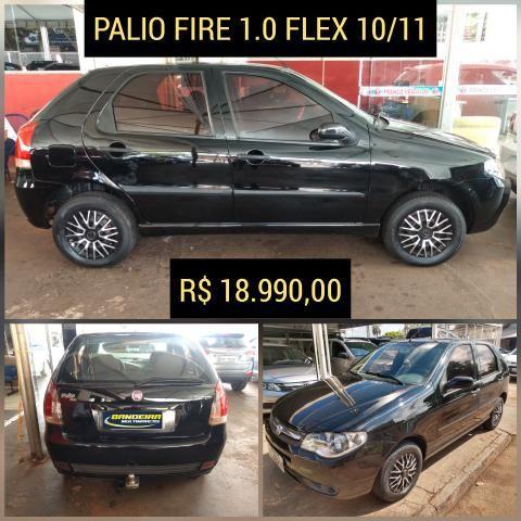 Palio fire 1.0 flex 10/11 R$ 18.990,00