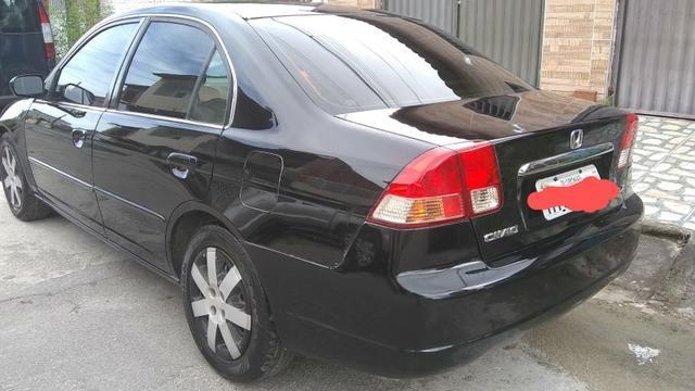Civic LX 03/3 Automático Completo - Foto 4