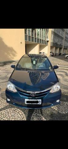 Toyota Etios 1.5 XLS 2016 Único dono - Foto 4