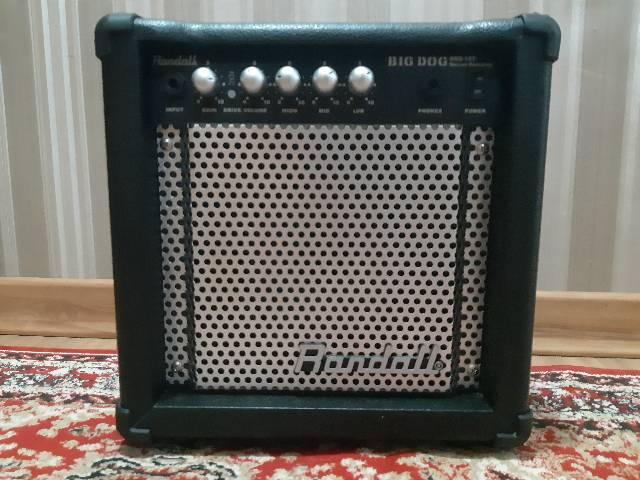 Guitarra e caixa amplificador - Foto 3