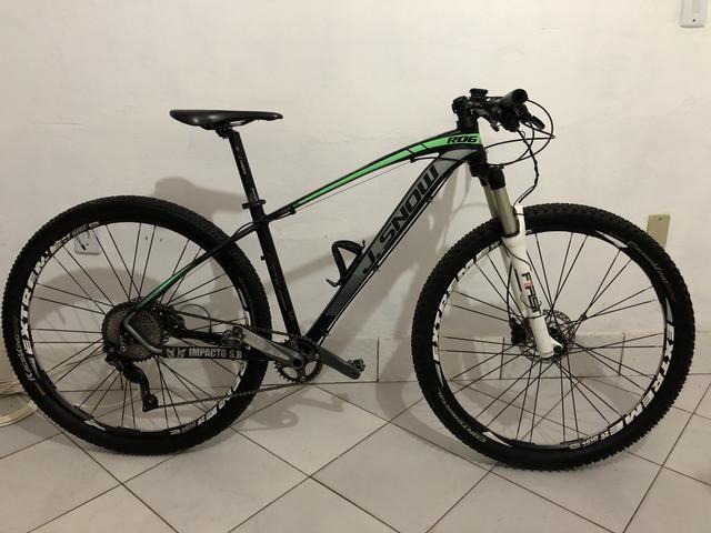 Bicicleta Aro 29 - Shimano Deore