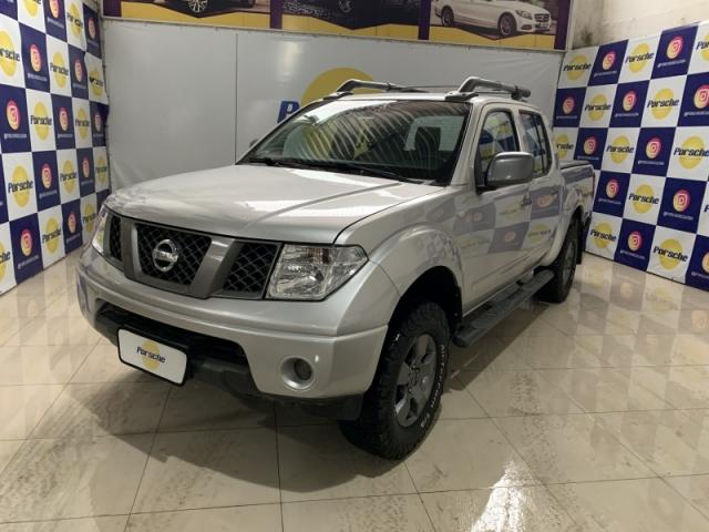 NISSAN  FRONTIER 2.5 SE ATTACK 4X4 CD 2012