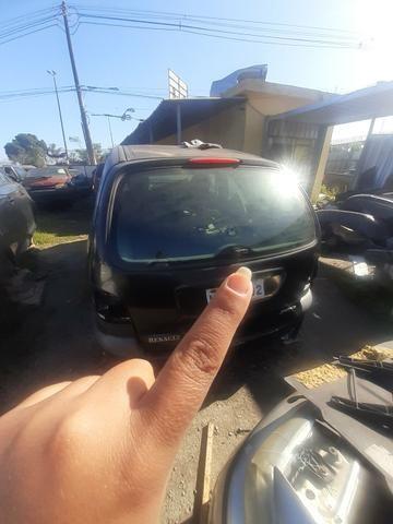 Porta da mala Renault scénic