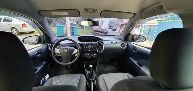 Etios Sedan 1.5 13/14 GNV - Foto 7