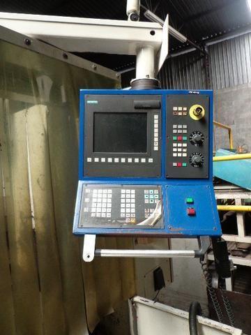 Fresadora CNC Veker 4700D - Foto 4