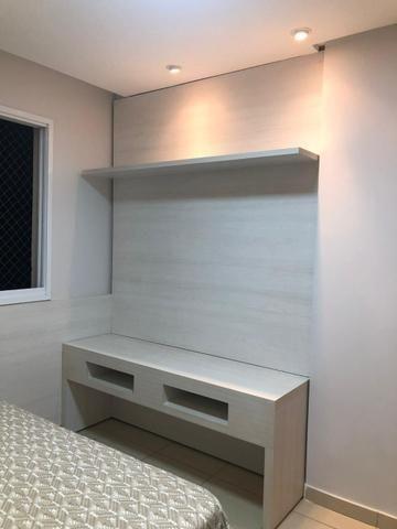 Apartamento Mobiliado 3/4 (Pacote com condomínio e IPTU inclusos) - Foto 12