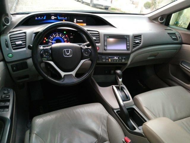 Honda Civic Exs 2012 - Foto 6