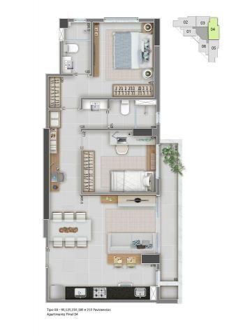 Apartamento à venda com 2 dormitórios em Santa efigênia, Belo horizonte cod:14291 - Foto 2