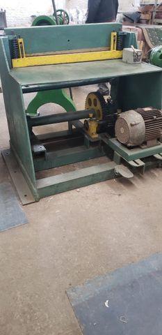 Guilhotina mecânica 1000 mm - 1534