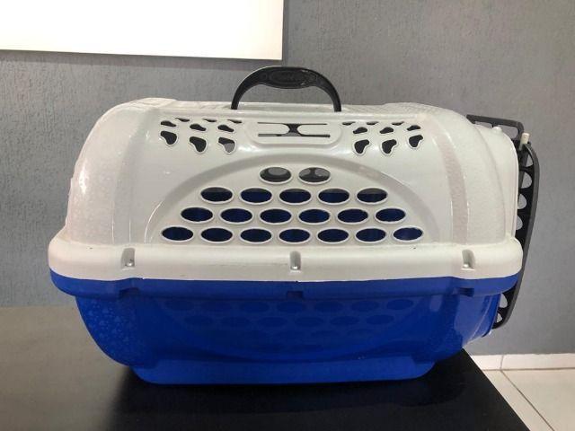 Caixa transporte gato e cachorro - Foto 2
