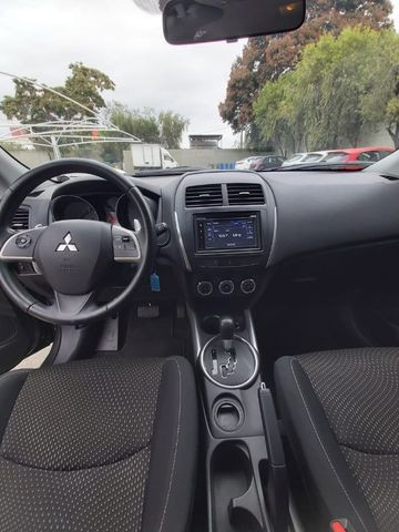Mitsubishi ASX 2016 2.0 4P automatico - Foto 8